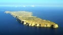 Foto aerea Lampedusa
