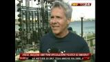 Il videodi SkyTG24 e l'intervista a Claudio Baglioni su O'Scia' a Lampedusa