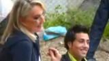 L'Ultima Estate, il film di Eleonora Giorgi e Massimo Ciavarro a Lampedusa.