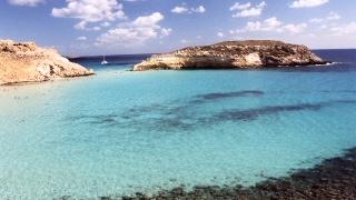 Le più belle spiagge italiane Lampedusa_spiaggia_isola_conigli